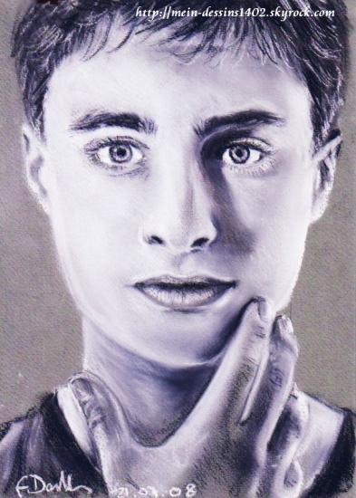 Daniel Radcliffe par mein-dessins1402